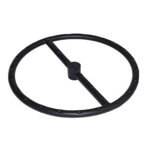 "12"" Steel Propane Fire Pit Ring"