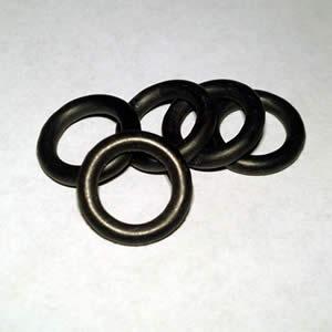 Set Of 5 Inner O Ring For Forklift Coupler