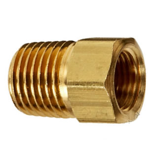 Brass Fittings - Inverted Flare Adapter