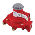 Compact First Stage Propane Regulator