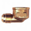 Brass Flare x Pipe Thread Elbow