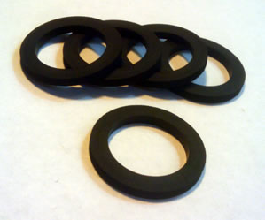 Set of 5 Fill Valve Washers
