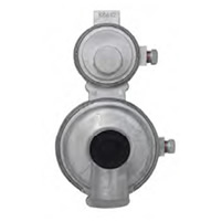 175,000 BTU Vertical Propane Regulator