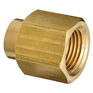 Pipe Thread Reducing Coupling