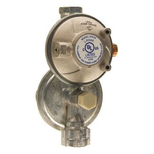 2 stage propane regulator