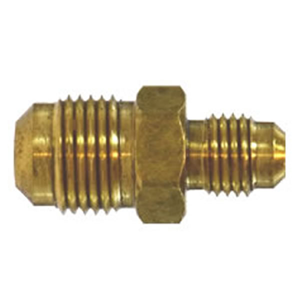 Brass Fitting - Coupler